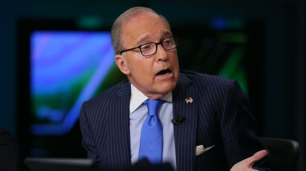 Larry Kudlow is the president's new top economic advisor. But what exactly does that title mean?