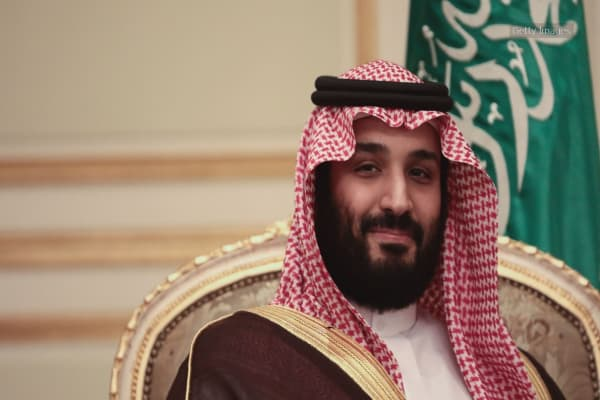 Saudi crown prince is hiding his mother to prevent her from opposing his power grab: NBC