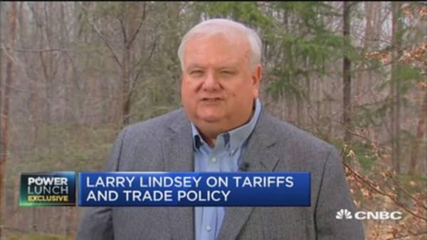 Larry Lindsey: We don't have free trade, we have rigged trade