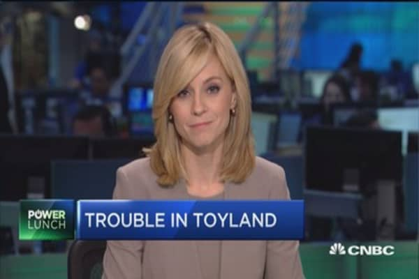 Trouble in toyland as Toys R Us liquidates US stores