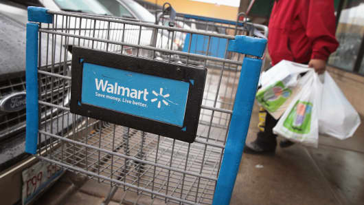Walmart and Microsoft link up on cloud technology vs Amazon
