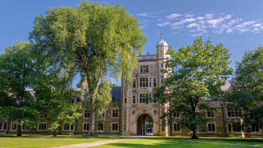 The 5 US colleges that pay off the most for business students