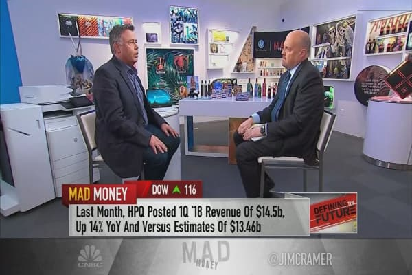 Our Samsung acquisition opened up a $55 billion market: HP Inc CEO