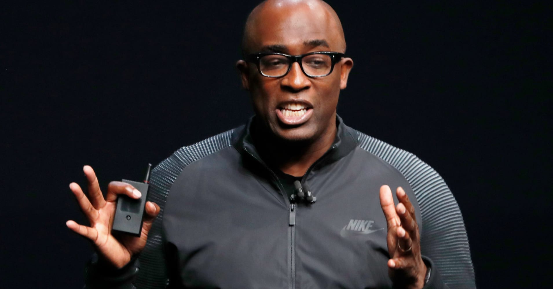 Nike executive resigns amid complaints about workplace conduct