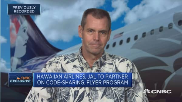 Hawaiian Airlines' CEO on its Boeing 787-9 acquisitions