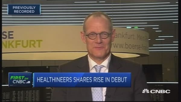 Delay on home stretch made no difference: Siemens Healthineers