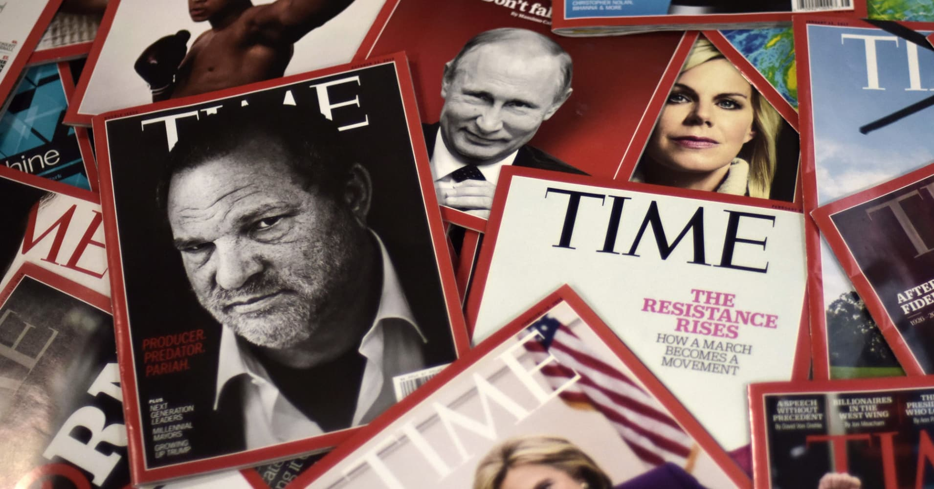 Salesforce Founder Marc Benioff makes deal to buy Time Magazine for $190 million