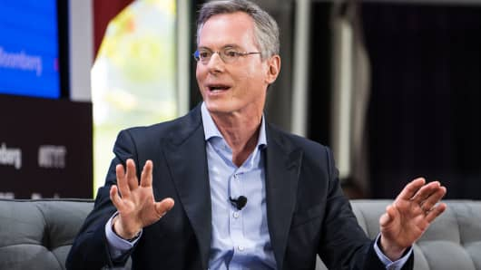 Paul Jacobs, executive chairman of Qualcomm Inc.