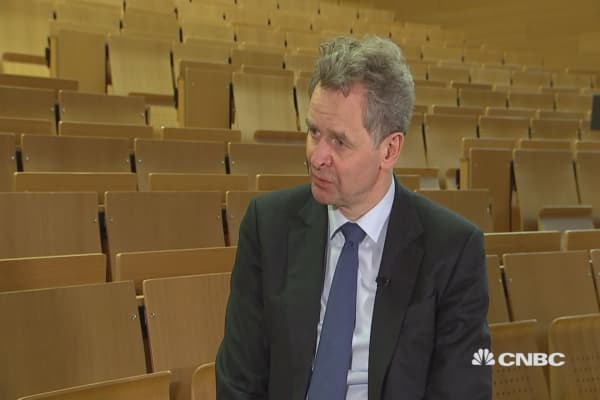 Biggest risk to the euro zone is complacency: IMF European director