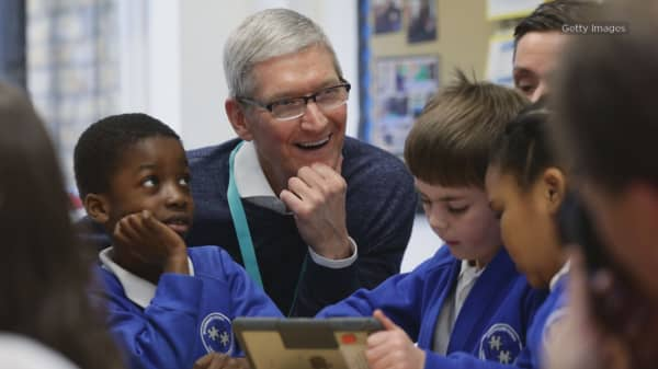 Apple will have a March 27 event focused on education