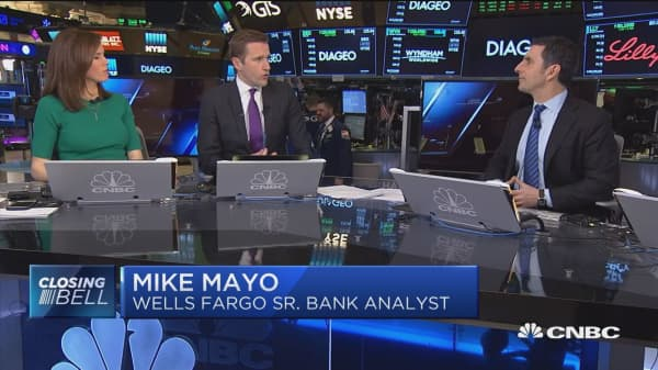 We expect bank consolidation to get bigger: Analyst