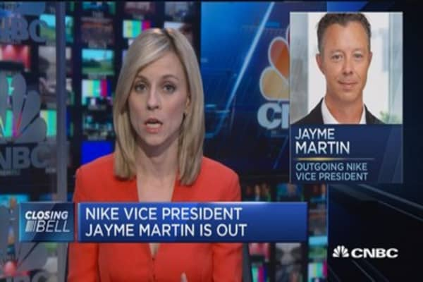 Nike continues to lose share to other sports retailers says retail expert