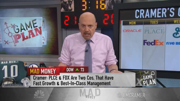 Cramer's game plan: Navigating 2018's new market challenges