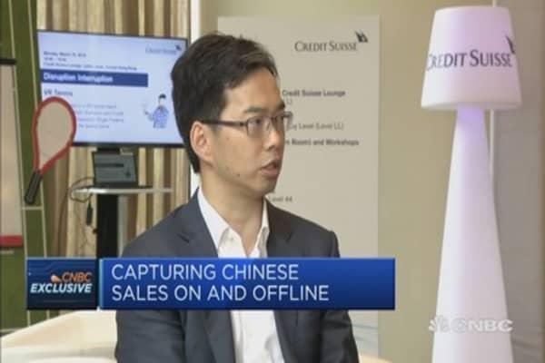 CFO of Souche on China's car market