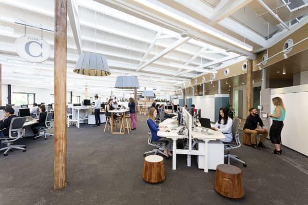 Domain's headquarters at 55 Pyrmont Street, Sydney, Australia