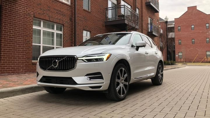2018 volvo xc60 inscription review. Black Bedroom Furniture Sets. Home Design Ideas