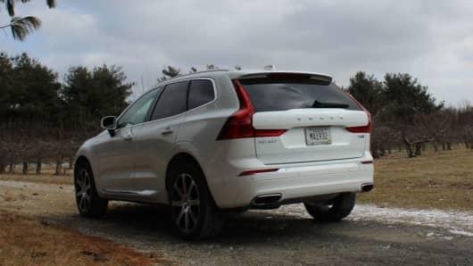2018 Volvo XC60 Inscription review