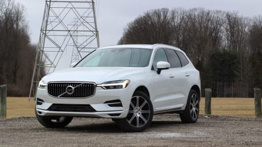 2018 Volvo XC60 Inscription review