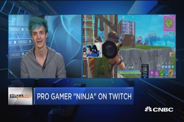 Pro gamer Tyler