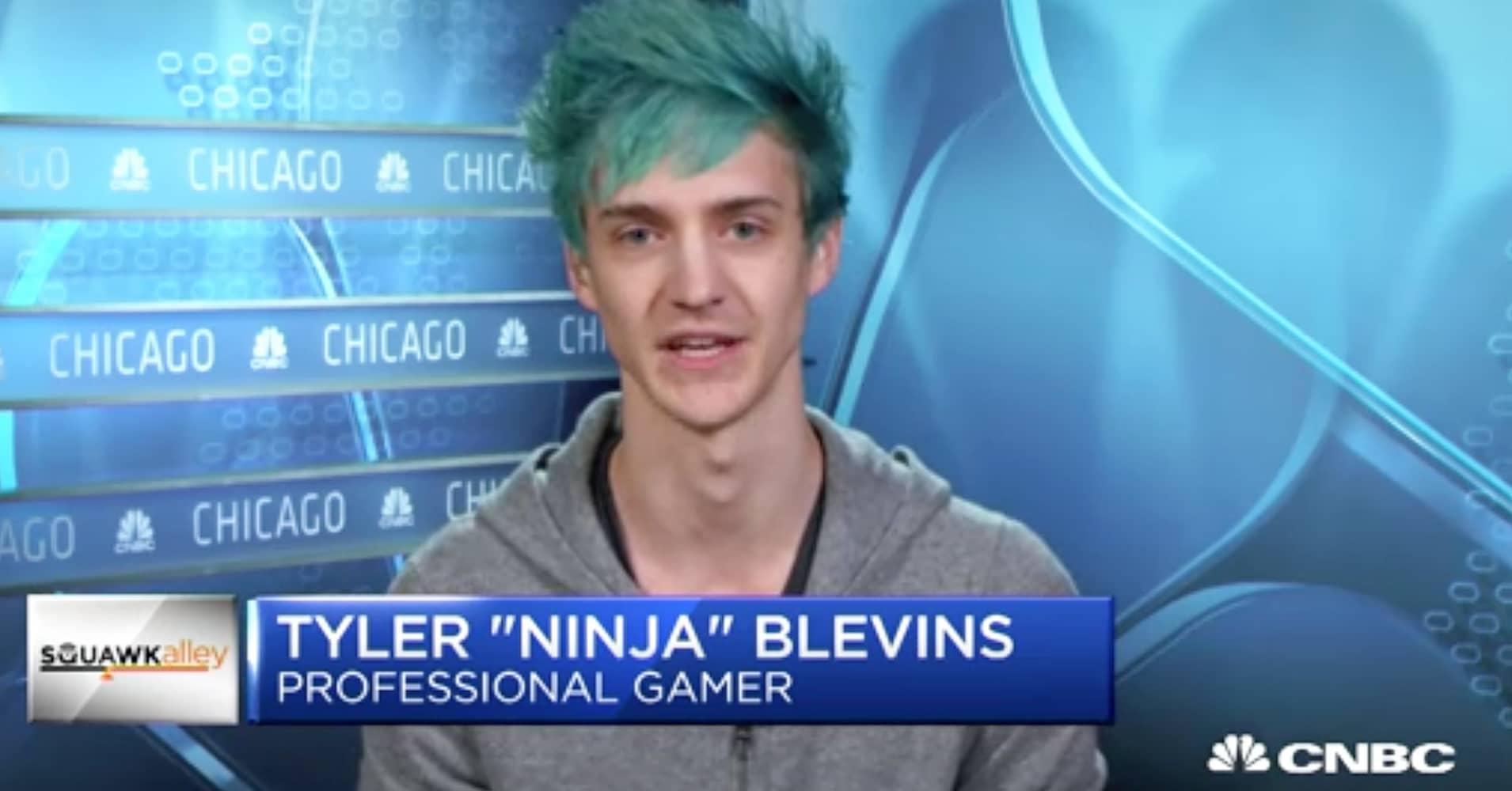 Тайлер Ninja Блевинс