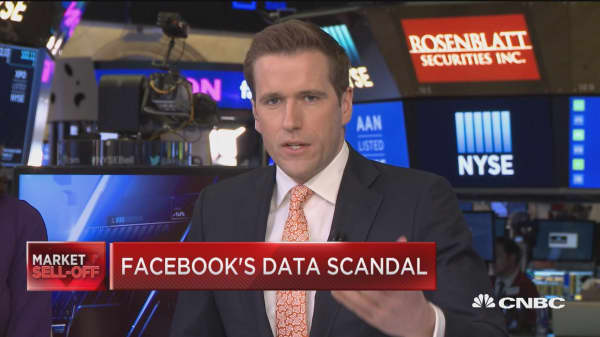 Cambridge Analytica CEO: We don't work with Facebook data