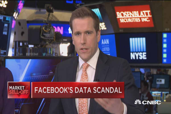Facebook data scandal: Cambridge Analytica denies ...
