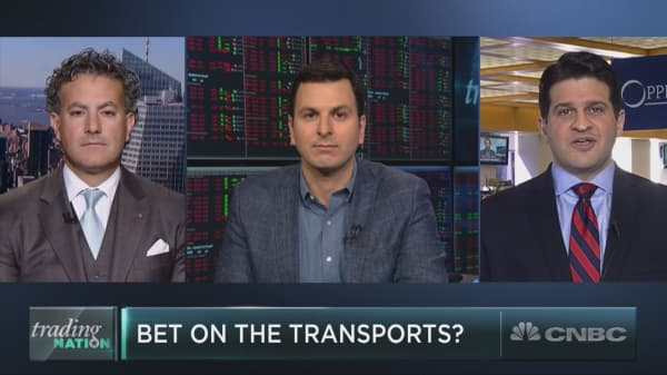 Transport stocks are primed to deliver, Oppenheimer says