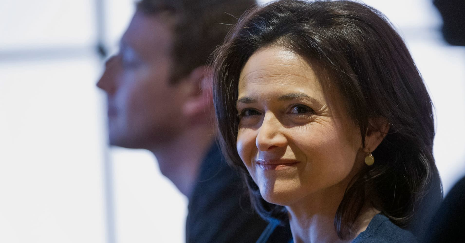 This surprising job role can land you a top spot in the C ... Sheryl Sandberg How To Give Support Article