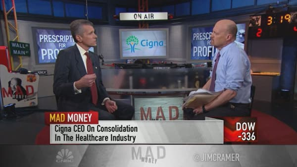Cigna CEO on Express Scripts deal: More than a pharmacy acquisition, 'this is a broadening of capabilities'