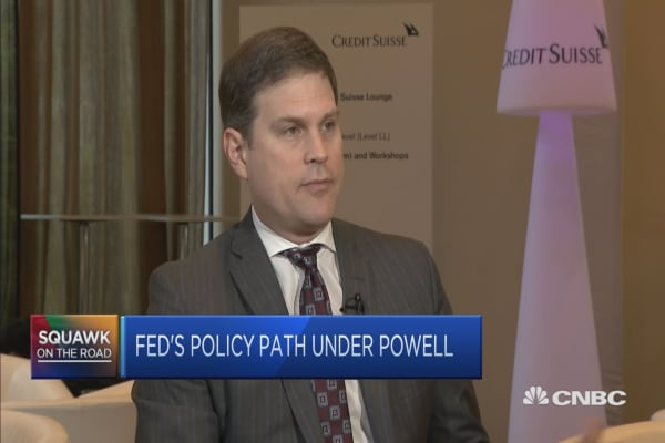 Why 4 Fed rate hikes are on the cards: Credit Suisse's chief economist