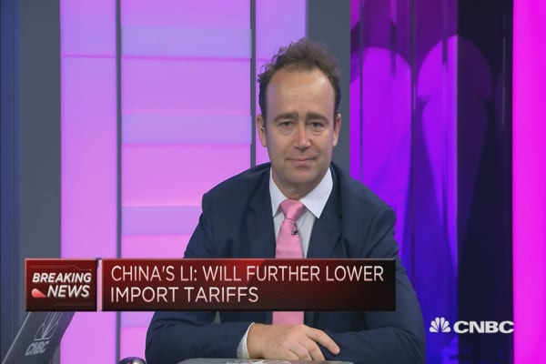 Trade war prospects are a 'non-trivial' risk for markets: CIO