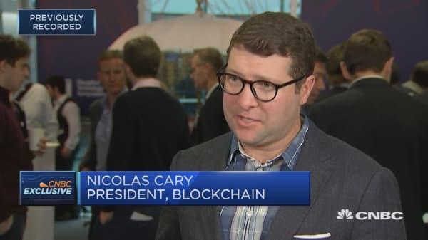 Blockchain co-founder: