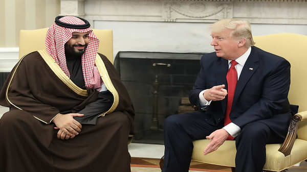 US-Saudi relationship 'upgraded' since Trump won, says strategist