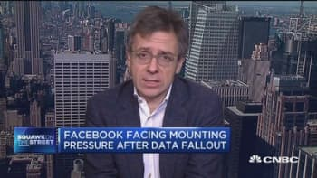 Eurasia Group founder: 'There's no shock here' on Facebook scandal