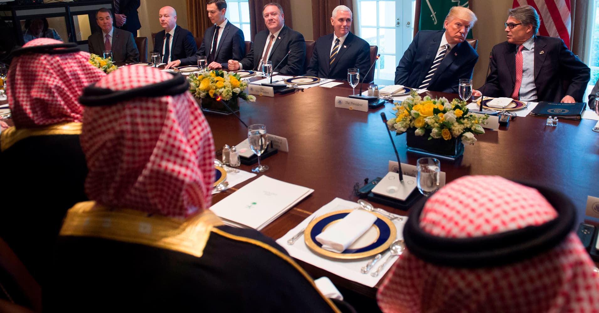 Trump team and Congress spar over nuclear energy transfers to Saudis
