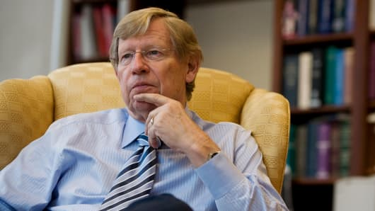 Ted Olson, a famed Supreme Court litigator and former Bush solicitor general.