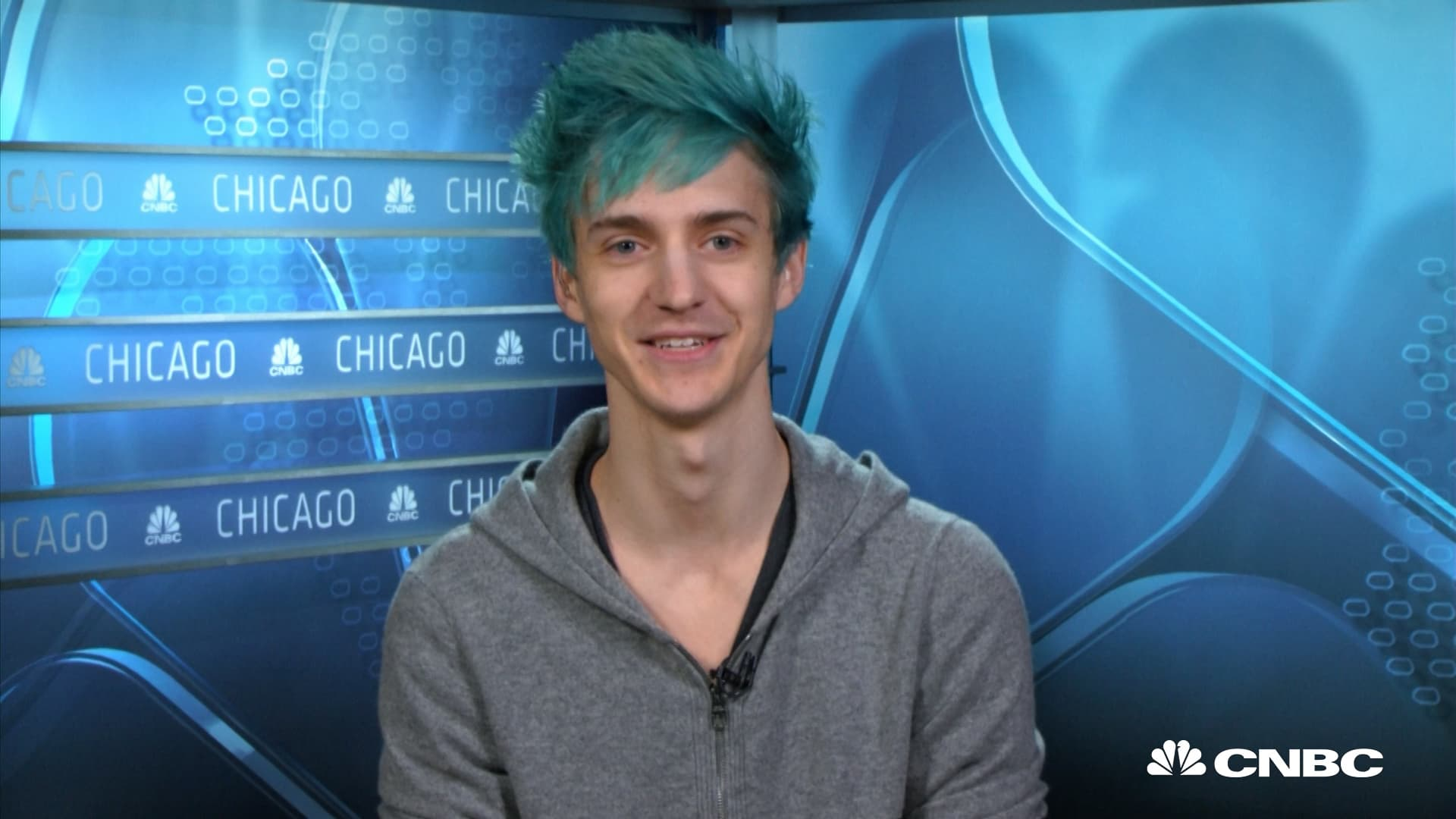 Tyler \'Ninja\' Blevins: From working at Noodles & Co. to Twitch gamer