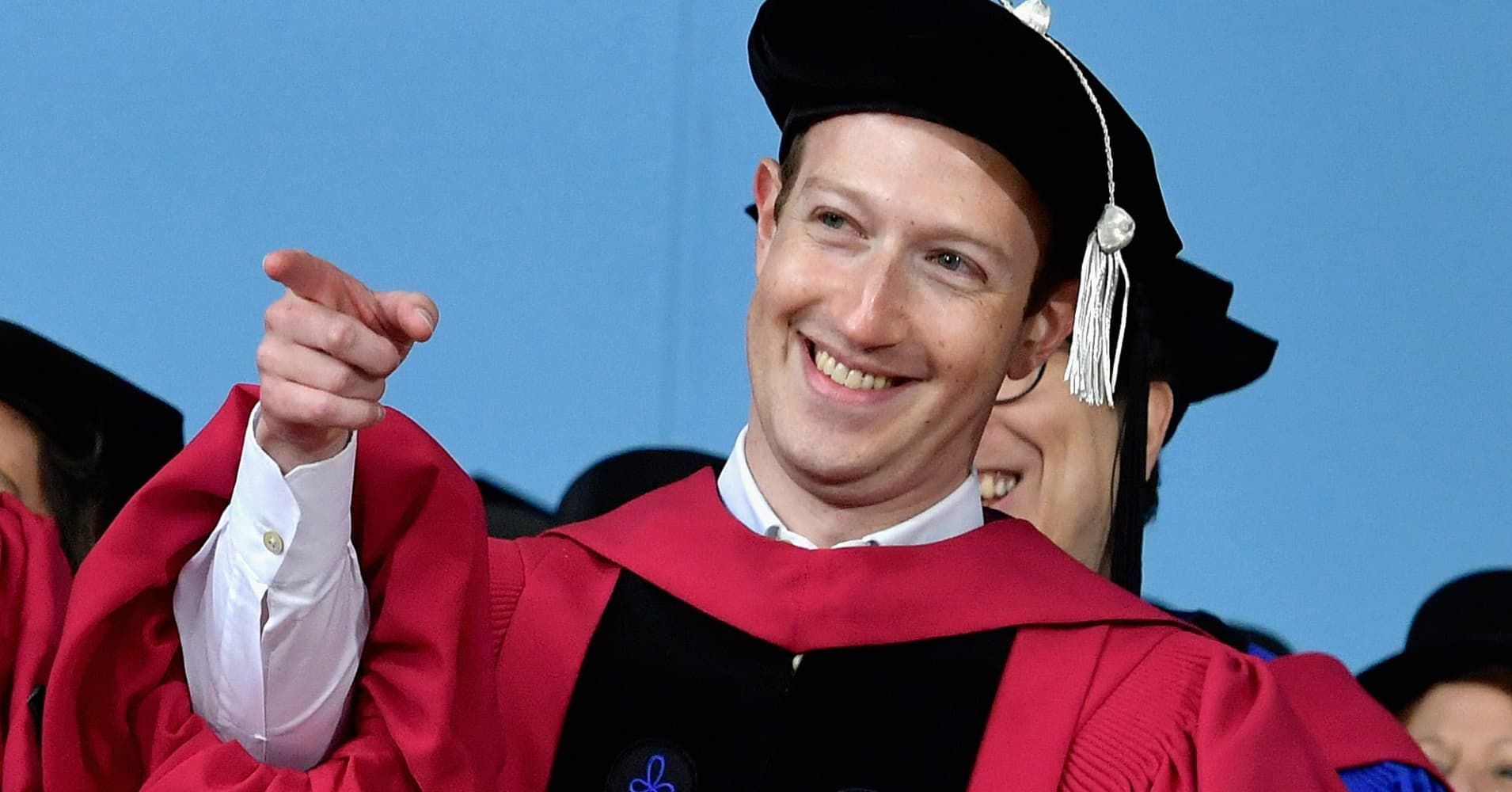 Mark Zuckerberg's dad said he could go to Harvard or have a McDonald's franchise