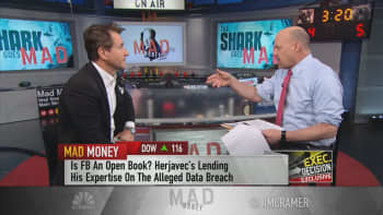 Information is 'the modern-day weapon' and we're constantly under attack: Shark Tank's Robert Herjavec