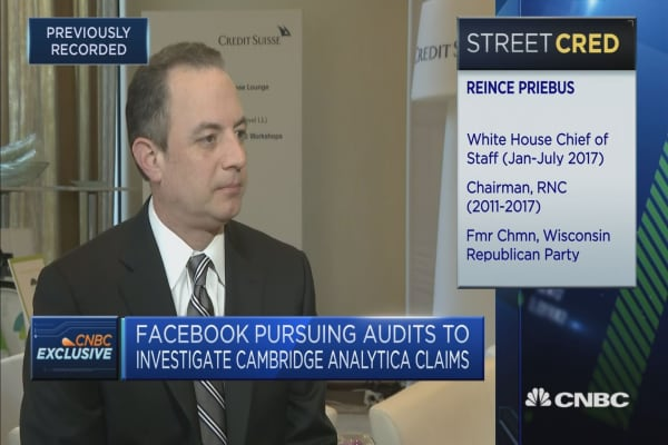 Reince Priebus: RNC was the data firm of the Trump campaign