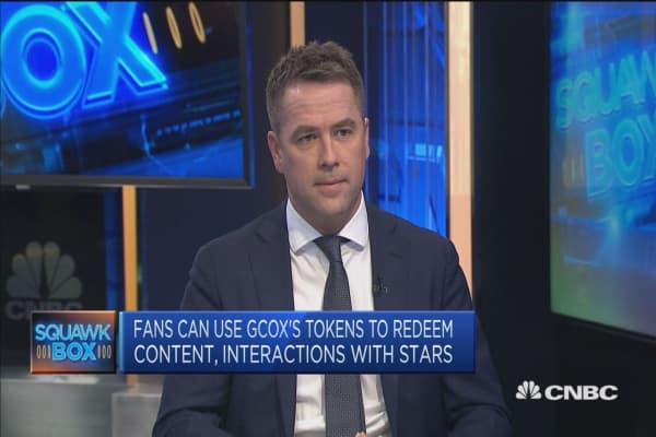 Michael Owen on his latest foray into... cryptocurrencies?