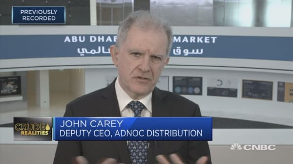 International investment has helped business, ADNOC deputy CEO says