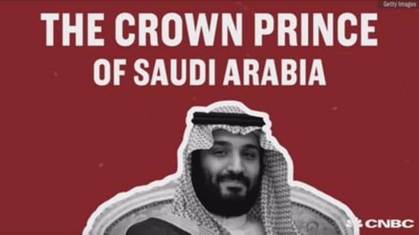 Meet Saudi Arabia's crown prince