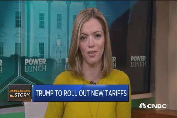 White House China penalties will be two-part plan says sources