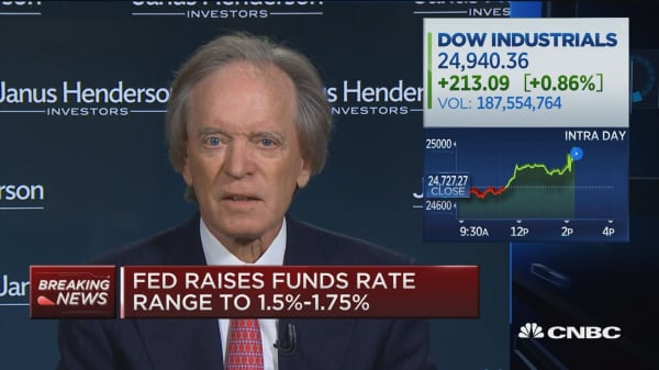 Bill Gross: Amazed bonds haven't reacted more significantly to Fed