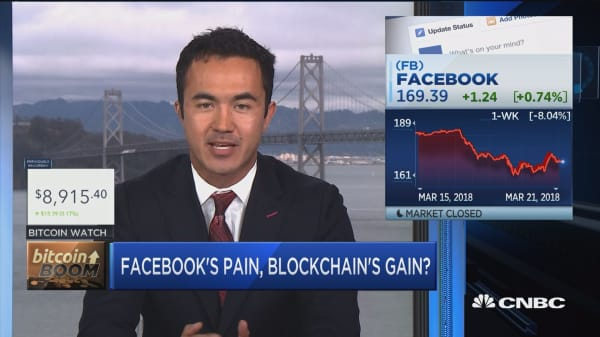 The Facebook fallout could pave the way for blockchain technology