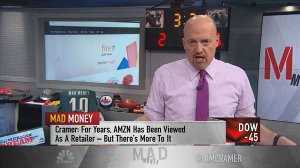 Cramer: Facebook's troubles shouldn't weigh on the rest of FANG—or FAANNG