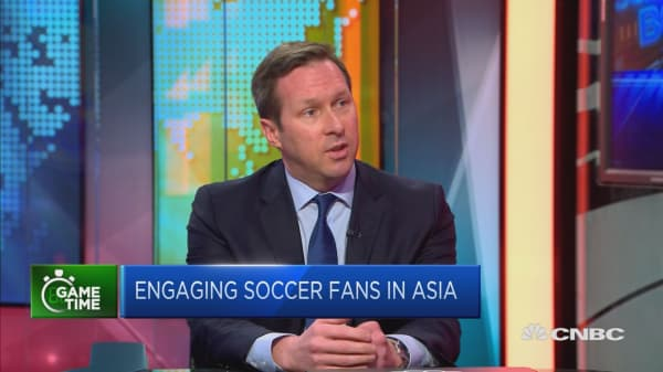 Soccer is the 'most important' sport for Southeast Asians: CCO