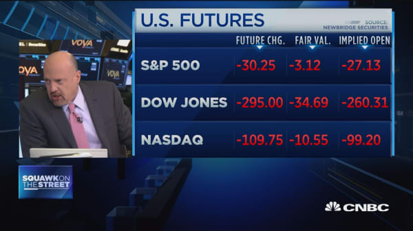 China ag tariff won't 'hurt anybody,' says Jim Cramer