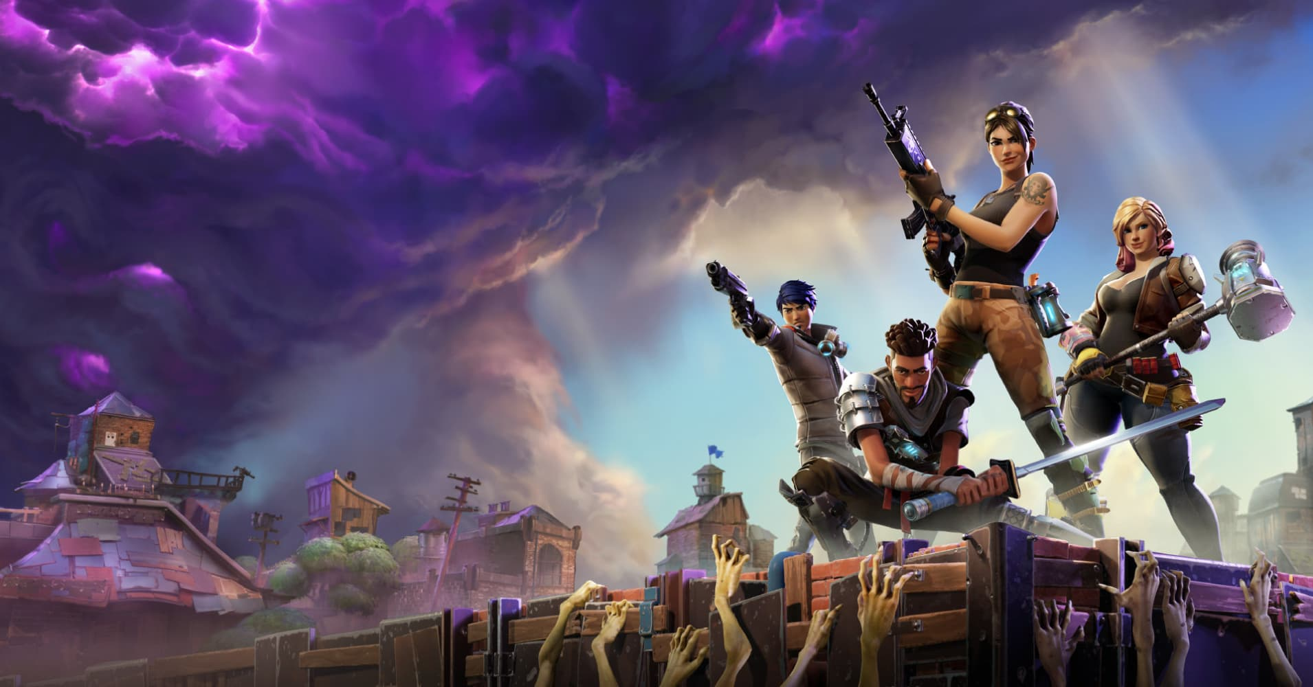 The company behind billion-dollar game 'Fortnite' was founded by a college kid out of his parents' house